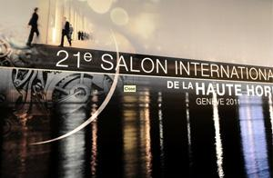 Salon international de la Haute Horlogerie (SIHH) 2011