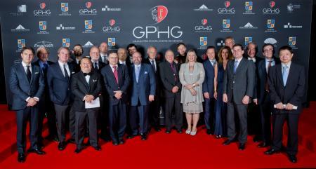 Les membres du jury du GPHG 2014