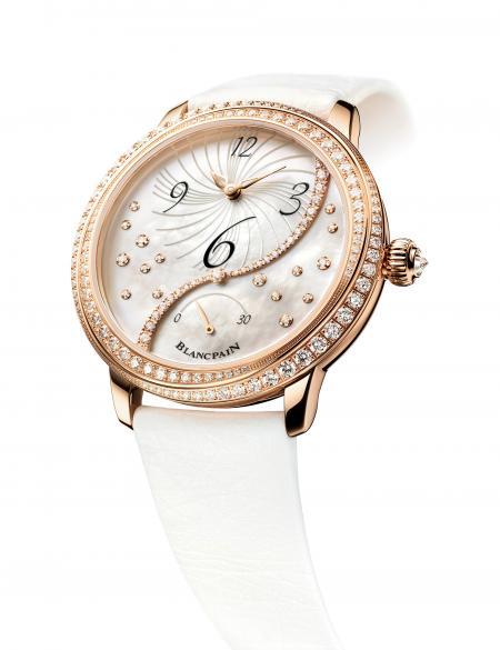Prix de la montre dame - Blancpain