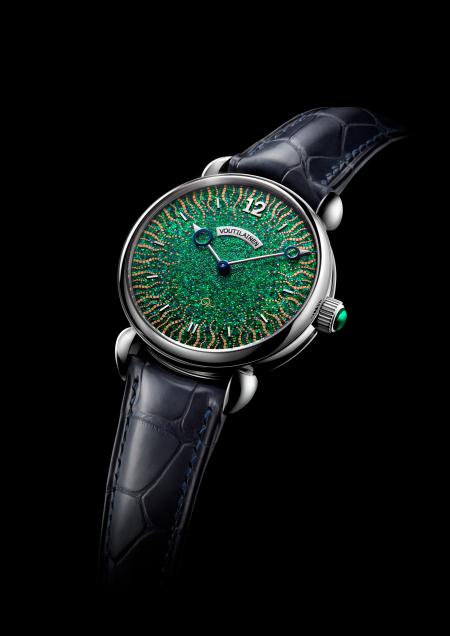 Prix de la montre metiers d'art - Voutilainen
