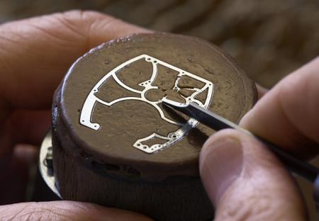 Vacheron Constantin - Gravure calibre 2790SQ
