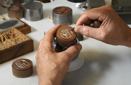 Vacheron Constantin - Gravure calibre 4400SQ