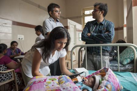 Neeti Kailas, 29 ans, Inde