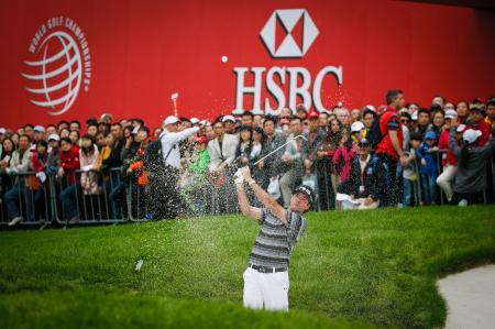 Victoire de Bubba WATSON à SHANGHAI ©GettyImages