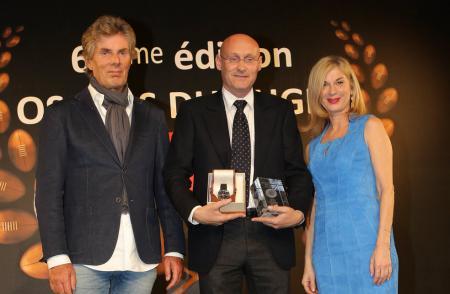 JEANRICHARD Oscars du Rugby - Bernard Laporte