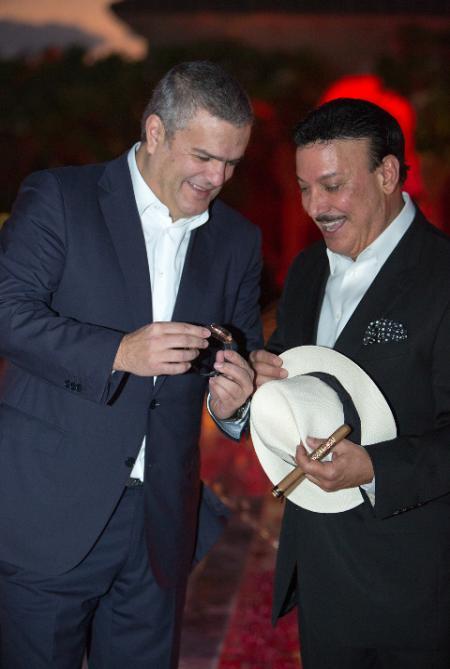 Hublot présente à Dubaï la montre «ForbiddenX».