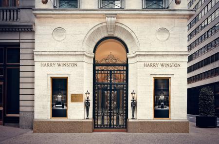 Salon Harry Winston à New York