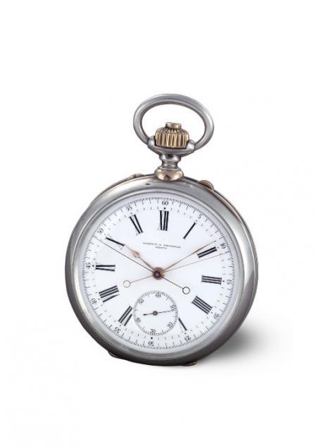 Vacheron Constantin - Le Chronographe dans le Temps