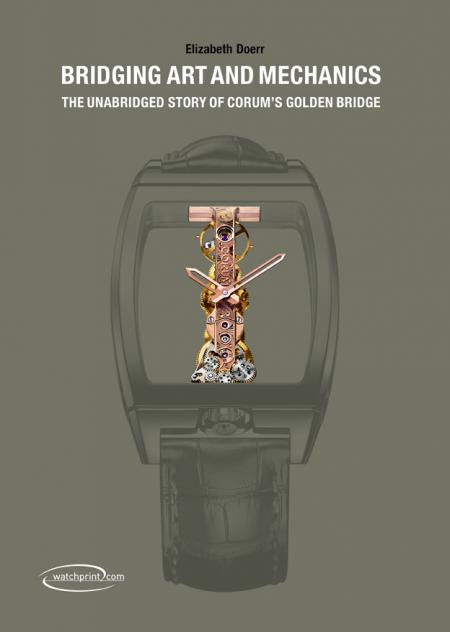Bridging Art and Mechanics, le livre que Corum consacre à la Golden Bridge