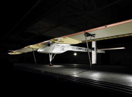 Solar Impulse project - Omega - HBSIA Solar Impulse - 2009