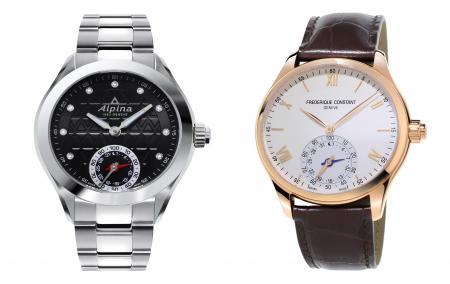 Frédérique Constant et Alpina Horological Smartwatch