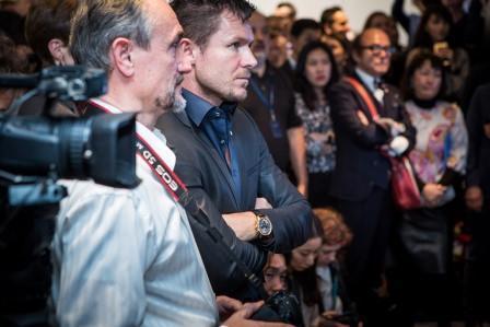 Zenith - Baselworld 2015 - Felix Baumgartner