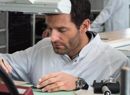 Mark Webber, nouvel ambassadeur de Chopard