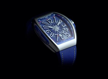 Franck Muller - Collection Yachting Collection