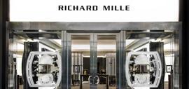La troisième boutique de Richard en Amérique, au Bal Harbour Shops en Floride