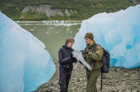 Fanny Douvere, coordinatrice du programme UNESCO World Heritage Marine ©Mark Kelley