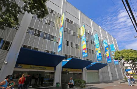 L'hôpital pour enfant de Curitiba