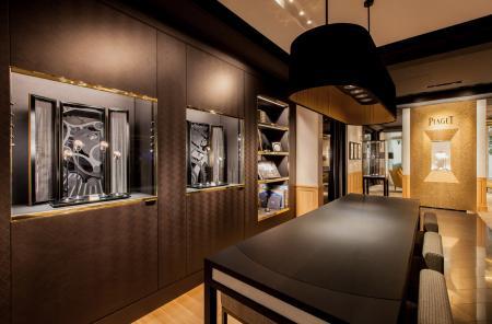 Le 7 Paix, nouveau flagship Haute Joaillerie mondial de Piaget