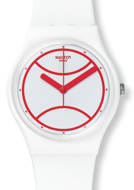 Swatch Hit The Line, édition spéciale Roland-Garros