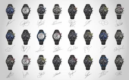Les 24 montres uniques conçues par chacun des joueurs du FC Barcelone