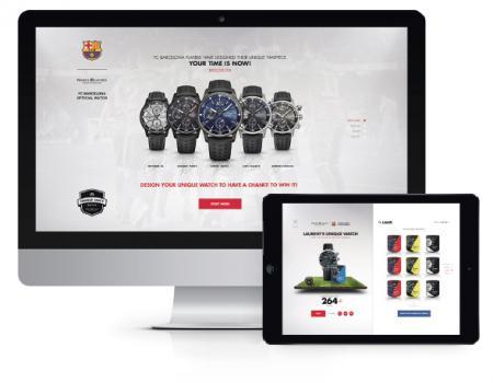 Le site uniquefanswatch.com