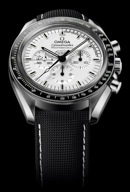 Omega Speedmaster Apollo 13 Silver Snoopy Award