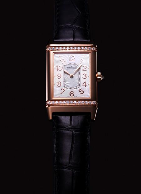 Grande Reverso Lady ultra Thin, or rose