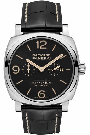 Radiomir 1940 Equation of Time 8 Days Acciaio