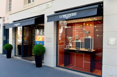 Boutique Longines à Paris