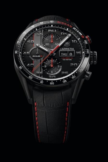 Série Spéciale TAG Heuer Carrera Calibre 16 Chronographe Day-Date