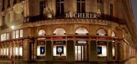 Maison Bucherer à Paris