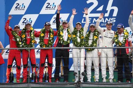 Double victoire pour Chopard et Porsche Motorsport