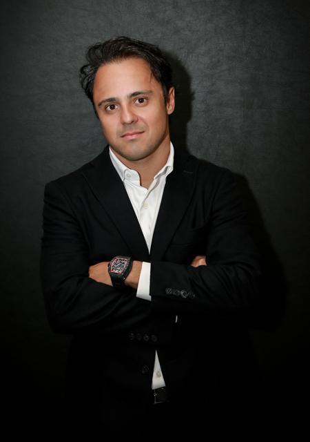 Felipe Massa, ambassadeur Richard Mille depuis 10 ans