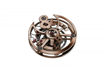Bell & Ross BR 01 Skull Bronze Tourbillon pour Only Watch