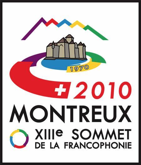 XIIIème Sommet de la Francophonie - Montreux 2010