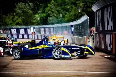 Richard Mille - e-dams Renault - Formule E - C Olivier Robinet