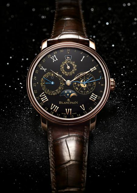 Blancpain Villeret Calendrier Chinois Traditionnel - Only Watch