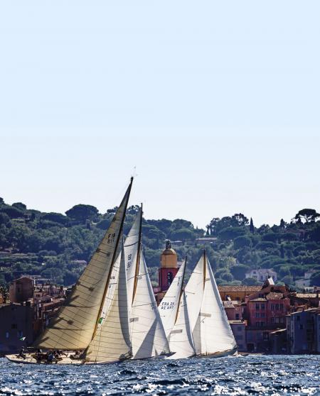 Trophée Rolex Les Voiles de Saint Tropez