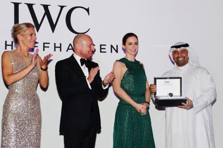 IWC soutient déjà de nombreux festivals de film dans le monde dont celui de Dubaï
