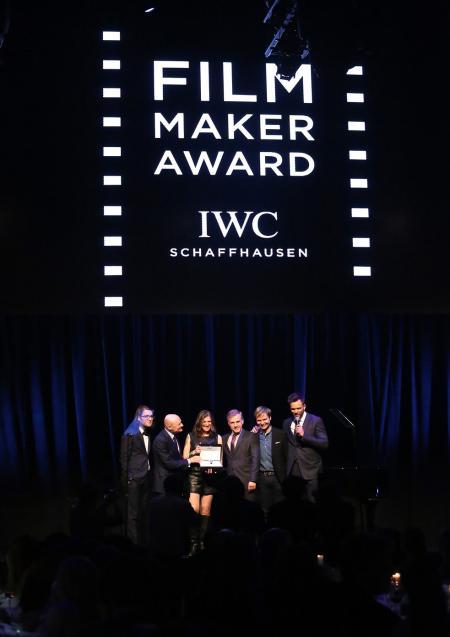 IWC soutient déjà de nombreux festivals de film dans le monde dont celui de New York