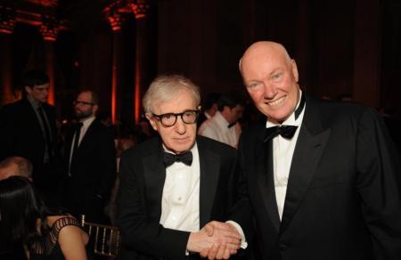 Woody Allen & Mr Biver
