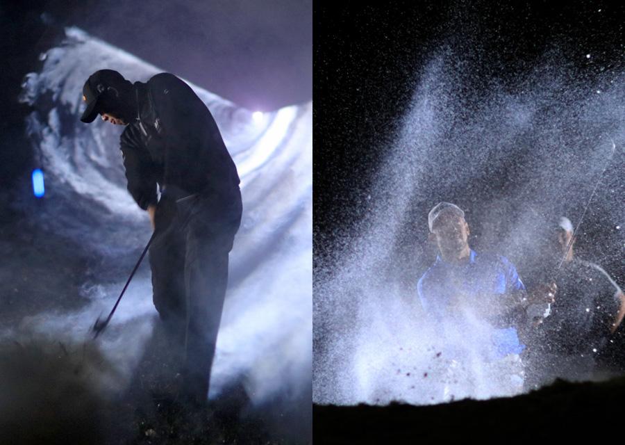 Audemars Piguet - Midnight Masters Byeong Hun An et Lee Westwood