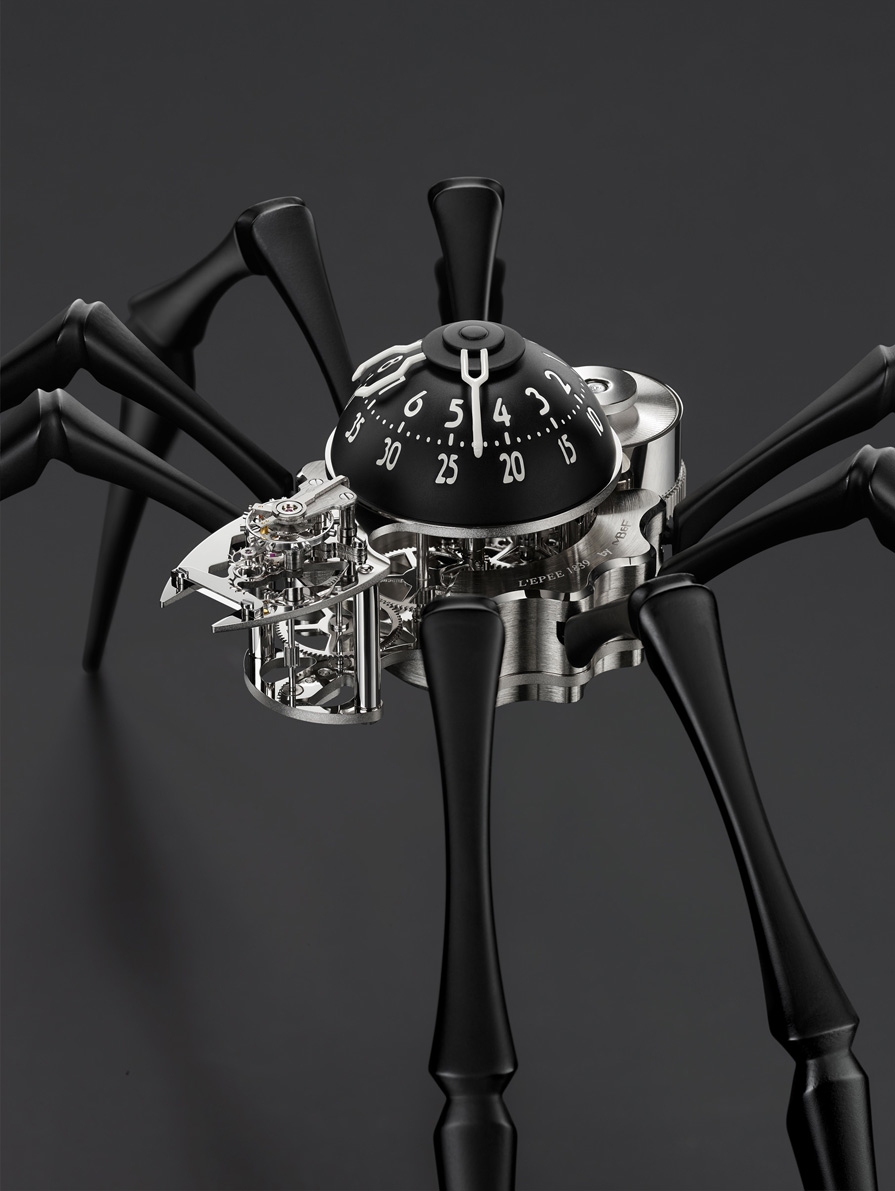 MB&F - Arachnophobia
