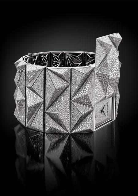 Prix de la Montre Joaillerie - Audemars Piguet Diamond Punk