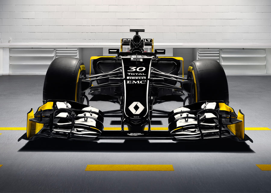Bell & Ross - Renault Sport Formula One Team - RS16