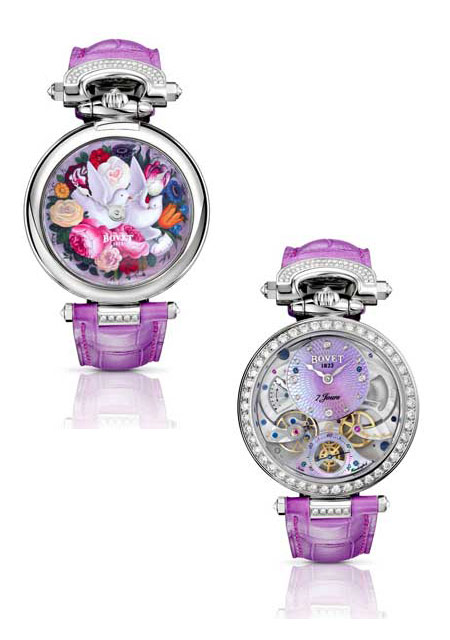 Bovet Only Watch Amadeo Fleurier Lady Bovet