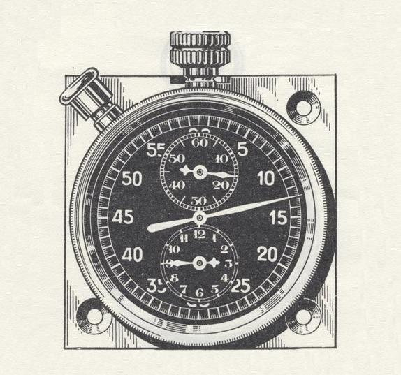 L'Autavia, instrument pour tableau de bord - 1933