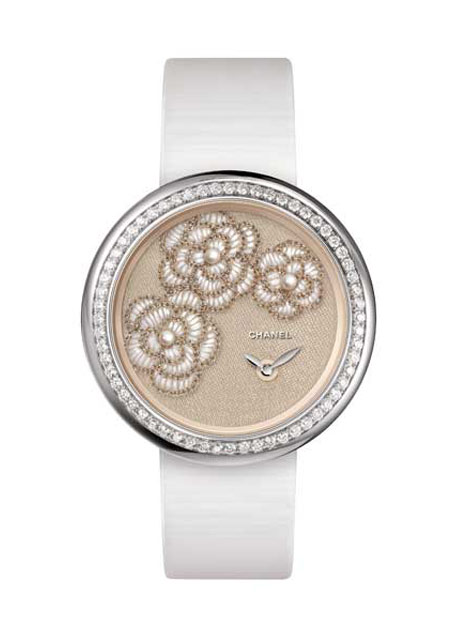 Chanel Mademoiselle Prive Only Watch