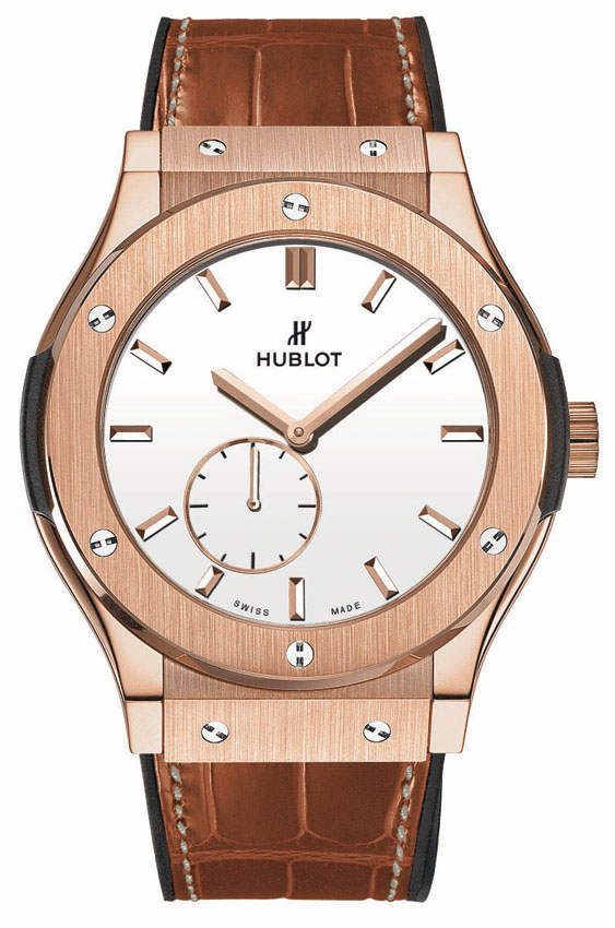 Hublot - Classic Fusion Ultra Thin