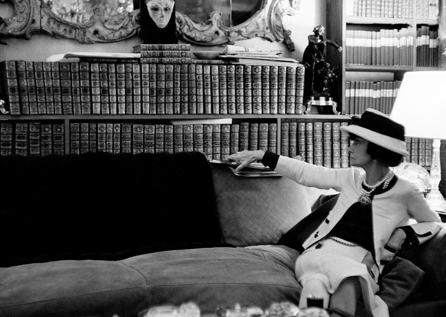 Gabrielle Chanel - Collection Douglas Kirkland